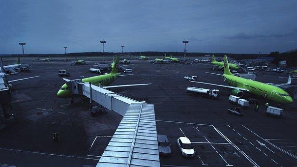 S7 выделила для «Тотального диктанта» сразу 10 самолетов