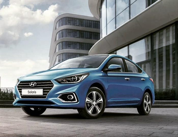 «Hyundai-центр» на Южном в Кемерове объявил о старте продаж нового «Соляриса-2017»