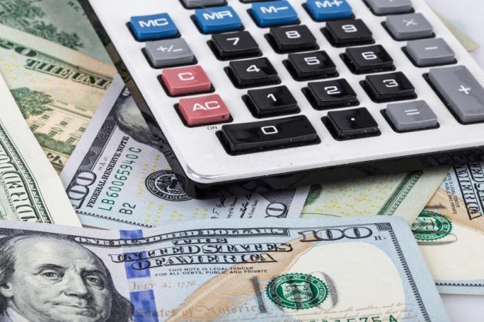 Официальный курс доллара на 7 апреля составляет 56,4 руб.