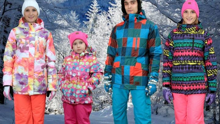 Семейный магазин одежды снизил цены на теплую верхнюю одежду на 80 %