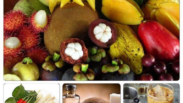 В Красноярске появилась возможность купить экзотические продукты из Таиланда