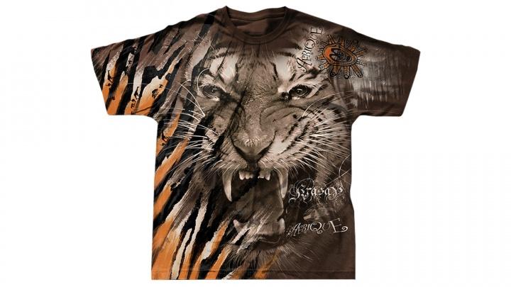 Магазин «Атака 54» представил новую коллекцию футболок на лето