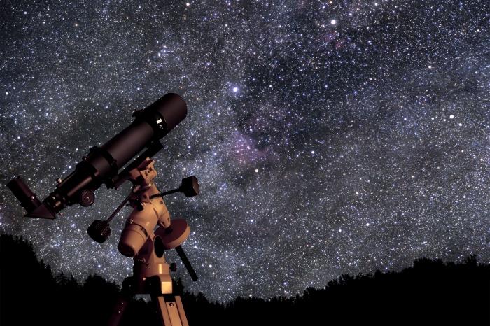 Астероид можно будет увидеть в бинокли и телескопы