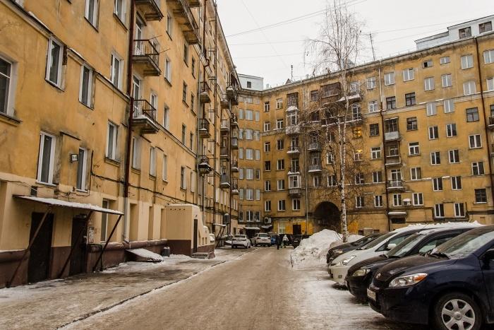 В этом году город потратит 450 млн руб. на ремонт дворов