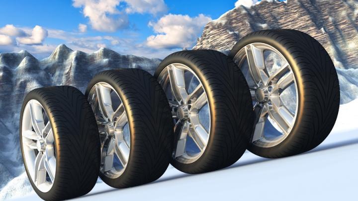 Зимняя обувь для авто