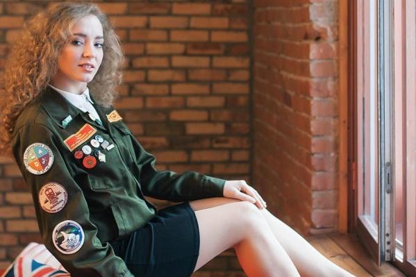Победительница конкурса Татьяна Урбанович