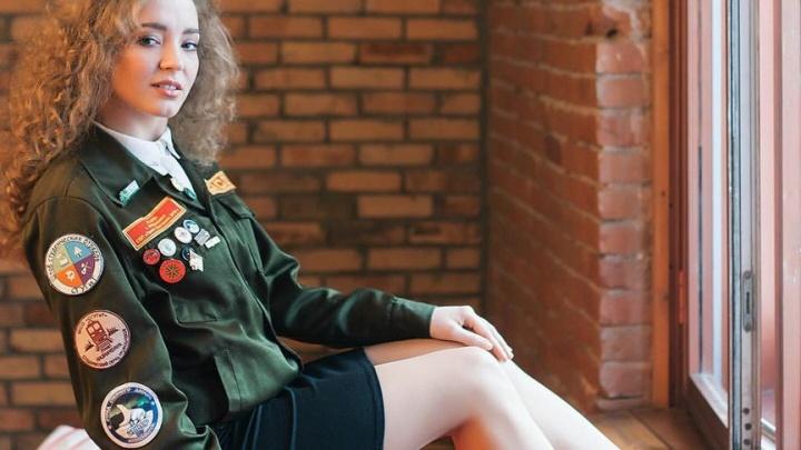 Самой красивой студенткой Новосибирска стала проводница поезда