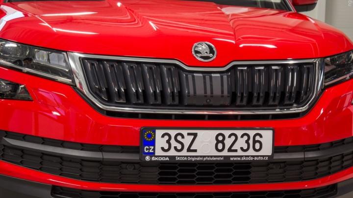 Новый паркетник Skoda Kodiaq: 4WD и робот