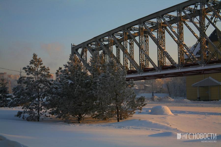 Реконструкция Михайловской набережной вНовосибирске стоит 140 млн руб.