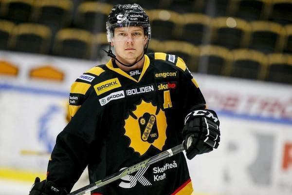 Хоккей: «Сибирь» подписала контракт с игроком сборной Швеции