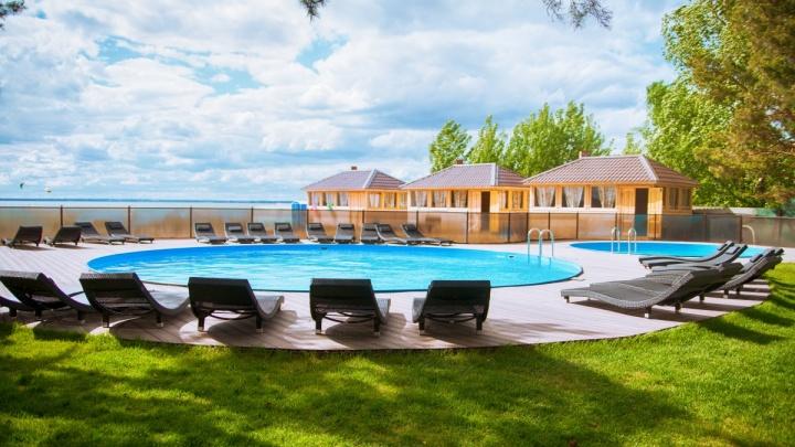 Спа-курорт на берегу Обского моря дарит дни проживания по системе «все включено»