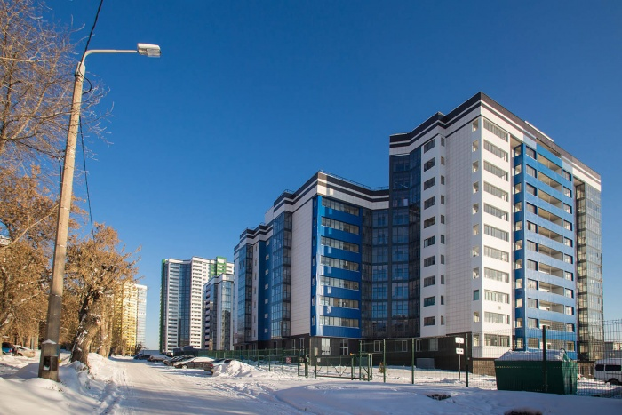 Последний завершенный ЗАО «Строитель» проект —ЖК «Астра» на ул. Танковая