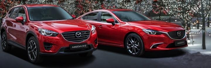 «МЦ-Маршал» объявляет специальные выгоды от генерального директора на 10 автомобилей Mazda