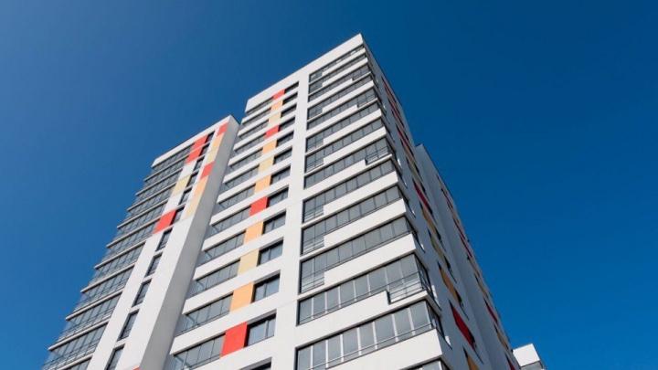 Новые жильцы «Европейского Берега» получили ключи