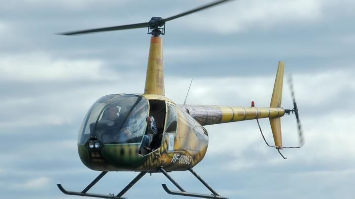«Дочке» компании «СИБЭКО» понадобился вертолет Robinson