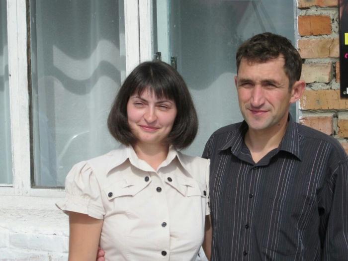 Ирина и Дмитрий Терещенко