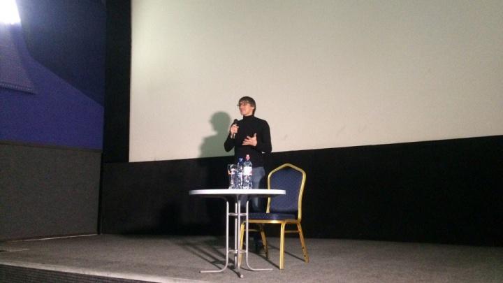 В Новосибирске презентовали фильм о погибшем Борисе Немцове