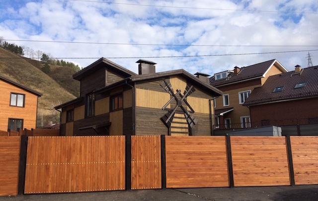 Заборы для загородных участков, которые прослужат более полувека