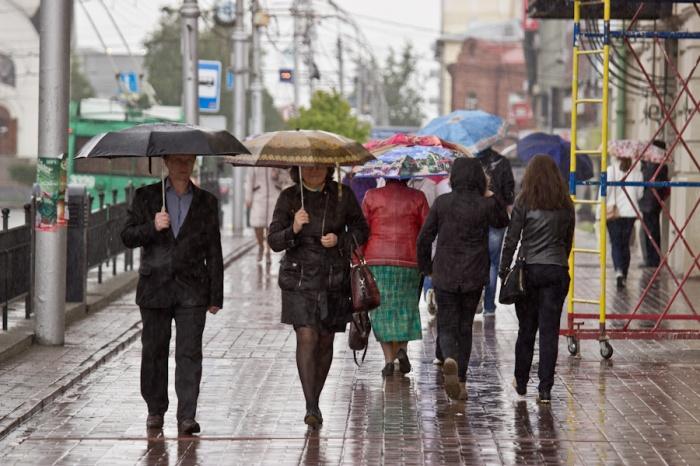 За аномальным теплом в Новосибирск придет волна холода