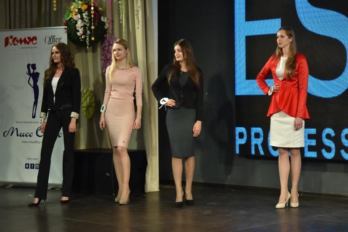 Новосибирский кастинг конкурса красоты «Мисс Офис» 19 марта