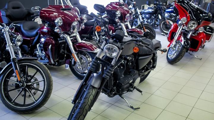 «Harley-Davidson Новосибирск» предлагает «Весенний сервис» всего за 4000 рублей