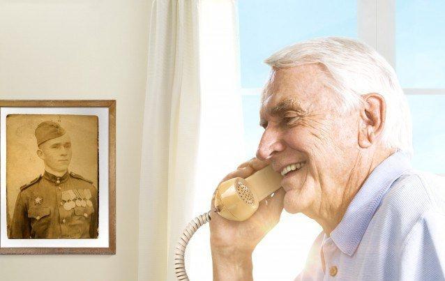 «Ростелеком» продлил программу бесплатной телефонизации ветеранов в Сибири