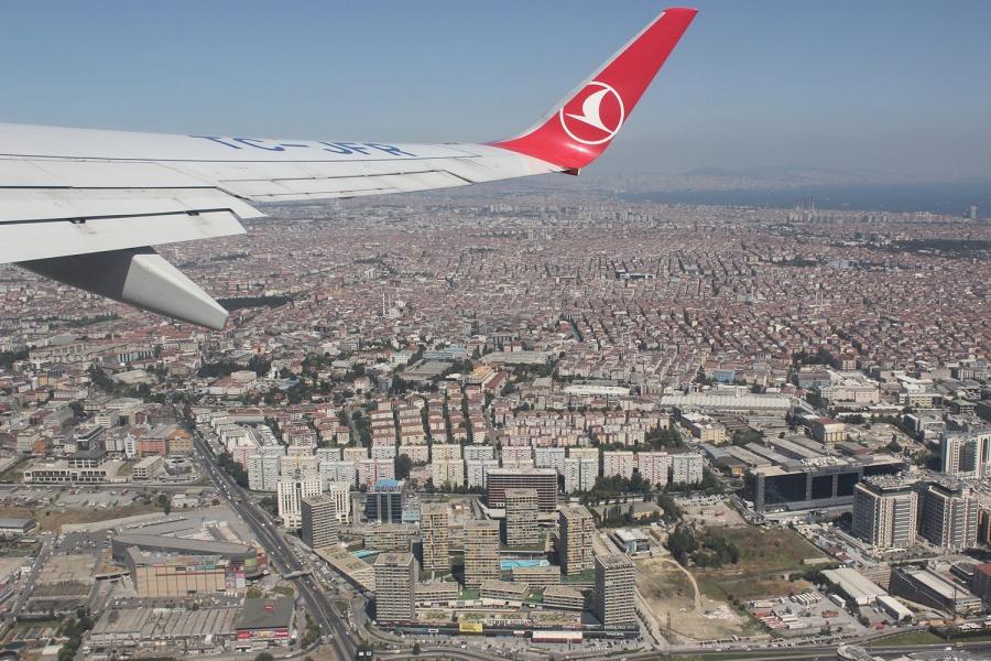 Turkish Airlines отменила рейсы изНовосибирска вСтамбул