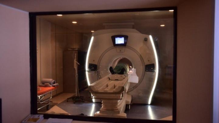 Первый в городе сверхвысокопольный МРТ работает в клинике при НИИ физиологии и фундаментальной медицины
