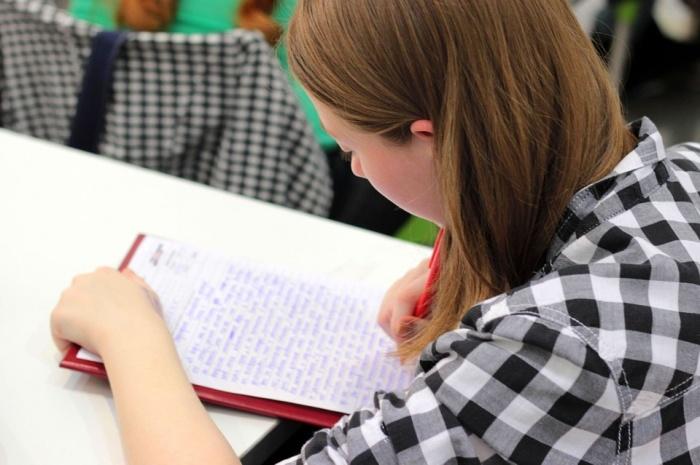 Ученикам 130-го лицея предложили написать пробный ЕГЭ за отдельную плату