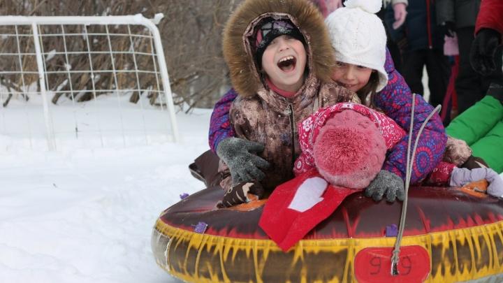 Оператор детского отдыха «Магистр» приготовил для школьников необыкновенную зимнюю историю