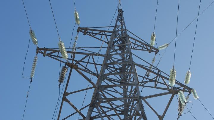 Почти 800 домов в Заельцовском районе остались без света