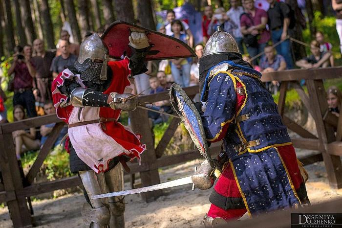 Назад в Средневековье: новосибирцы увидят настоящие исторические бои