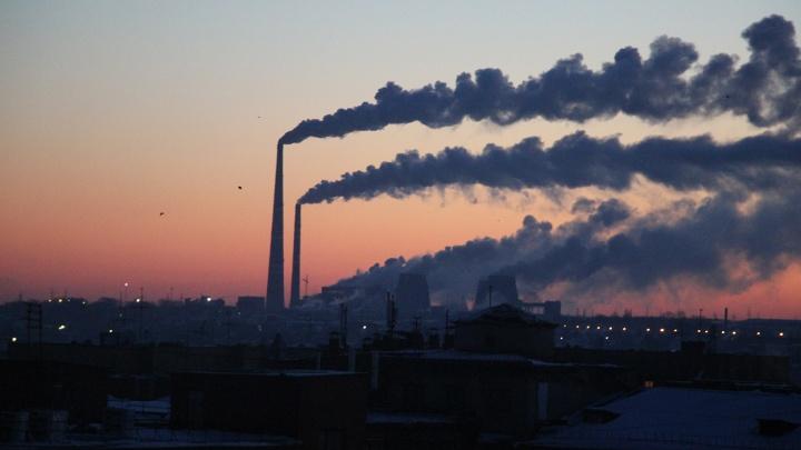 В новосибирском воздухе стало больше вредных выбросов