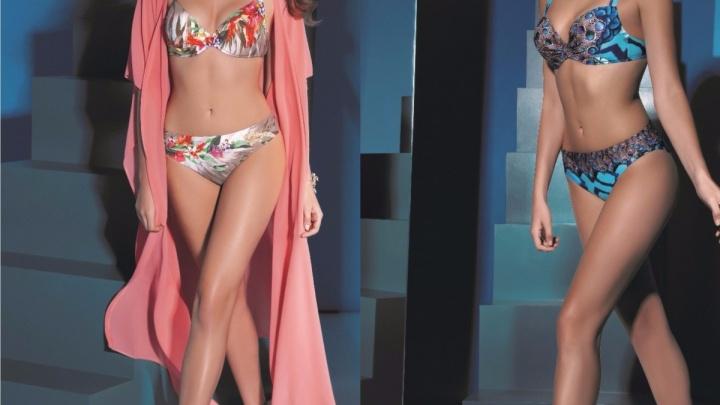 Тысяча моделей купальников появилась в «Супермаркете нижнего белья»