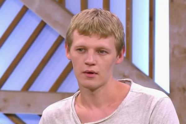 Артем Данилов на телешоу Первого канала «Пусть говорят»