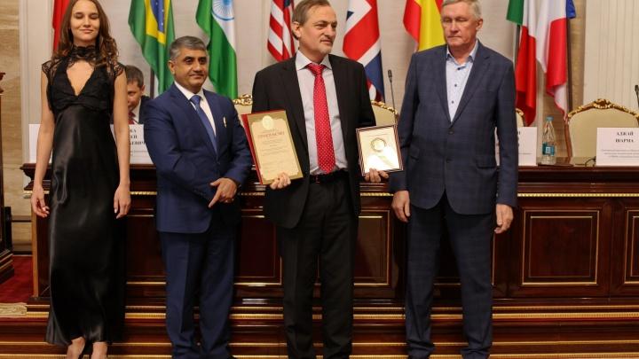 Жилой район «Светлый» получил золотую медаль международного конкурса «Лучшие товары и услуги — ГЕММА»