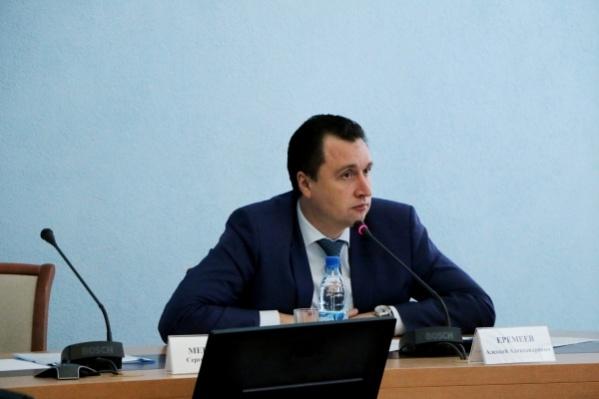 Алексей Еремеев уже был замом Сергея Меняйло в Севастополе