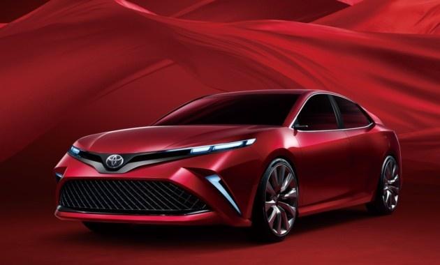 Toyota показала ультра-Camry (фото)