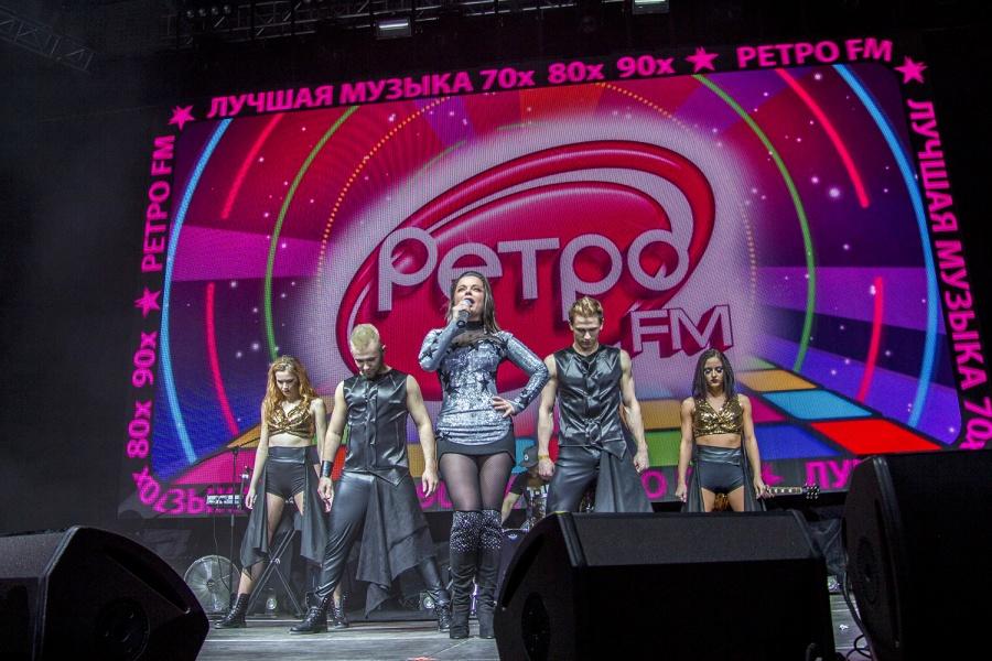 Зрители изНовосибирска подрались наконцерте «Легенды ретроFM»