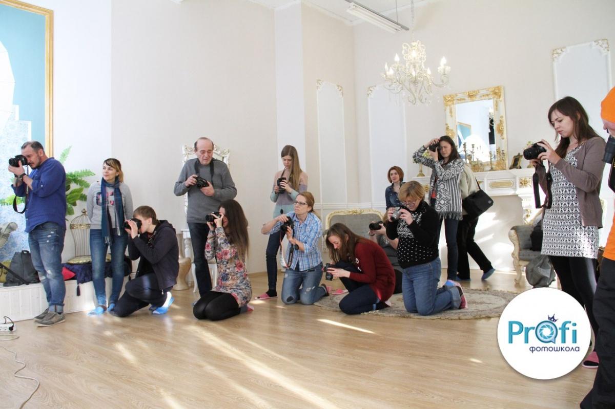 В одной из крупнейших фотошкол Новосибирска 21 марта пройдет день открытых дверей