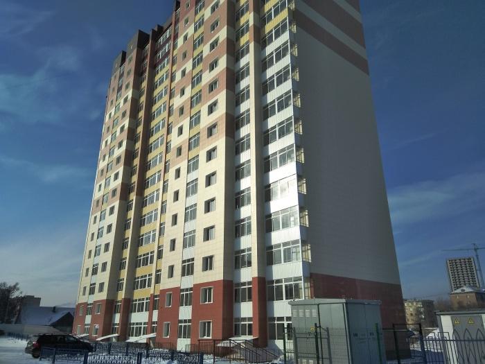 В центре продаются квартиры в четырех жилых комплексах, названных в честь драгоценных камней