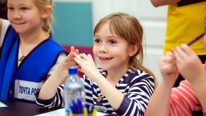 В «Чадограде» прошли мастер-классы для детей «Учись у профессионалов»