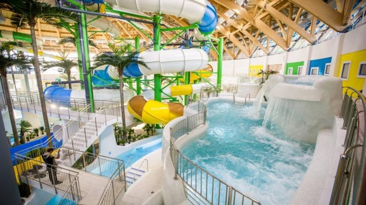 Сибиряк отсудил деньги у аквапарка за травму на водной горке