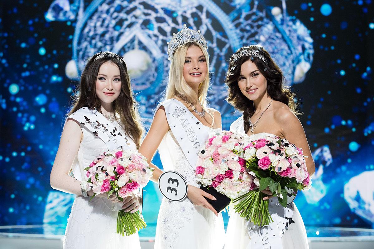 Зрители «Мисс Россия» выбрали студентку изНовосибирска