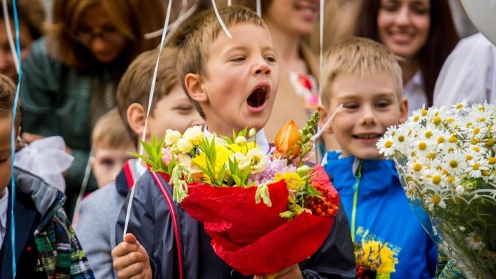 Школа в крупнейшем районе Новосибирска ввела третью смену