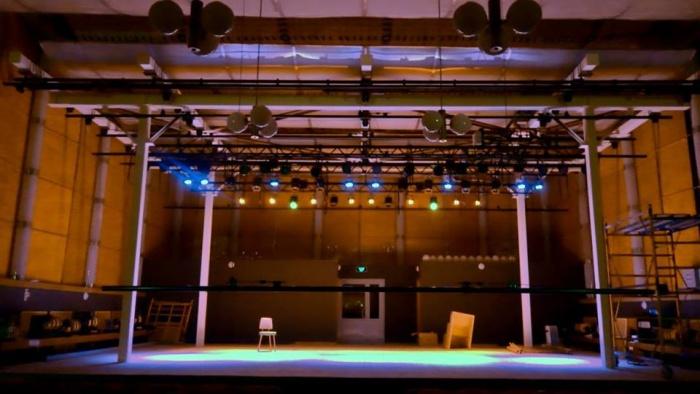 Новую сцену театр «На левом берегу» ждал 9 лет
