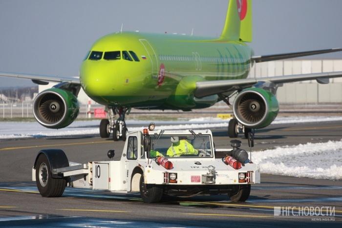 Аэропорт Норильска отказался принимать утренние рейсы S7 из Новосибирска