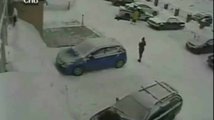 Инспектор ГИБДД отправил водителя в нокаут одним ударом