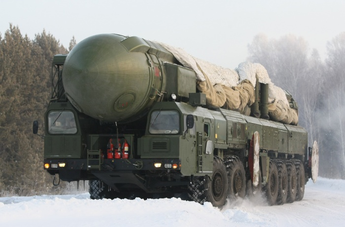 Ракетный комплекс «Тополь»