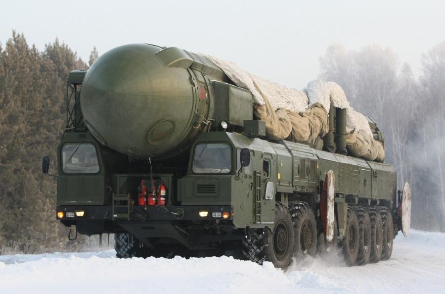 Ракетные комплексы «Тополь» и«Ярс» заступили надежурство
